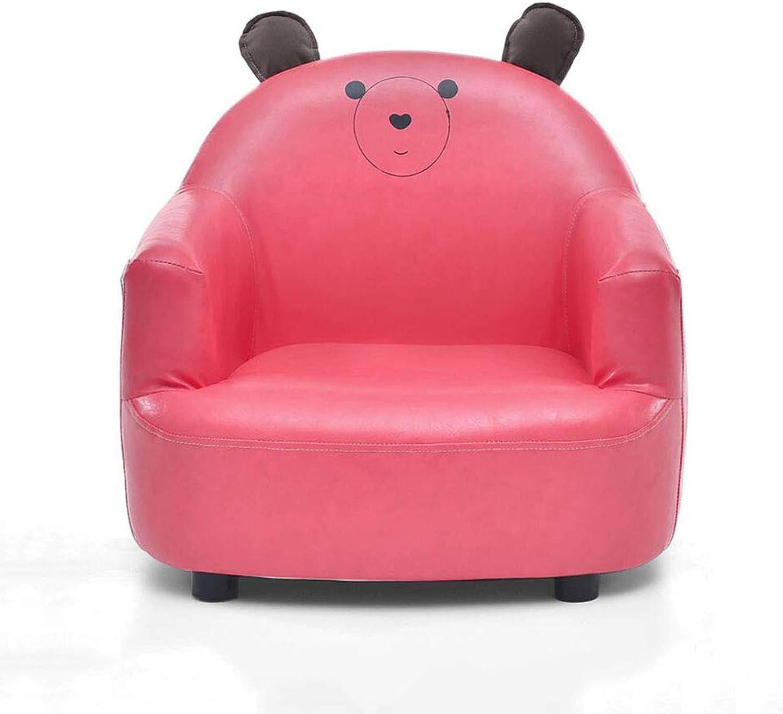 RHHWJJXB Sofa Baby Learn to Sit Single Cartoon Cute Small Sofa Princess Boy Girl Lazy Couch (color   C)