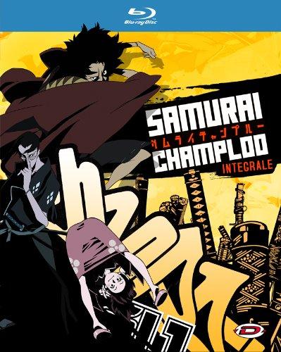 Samurai Champloo-Intégrale [Blu-Ray]