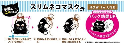 ビューティーワールド『スリムネコマスク(SNM781)』