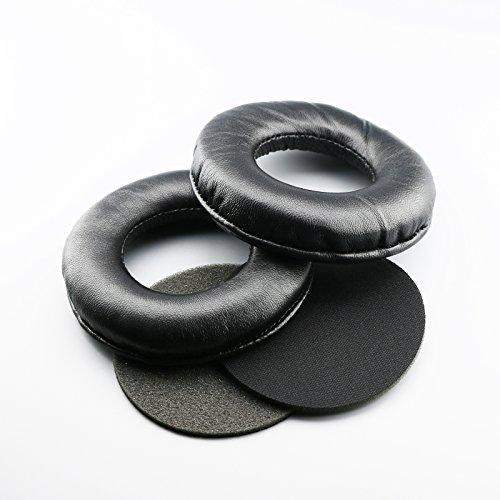 NEOMUSICIA Replacement Earpads for AKG K240, K241, K242, K270, K271, K272, K240 MkII, K271 Mk Headphones Sheepskin Leather Memory Foam Ear Cushions