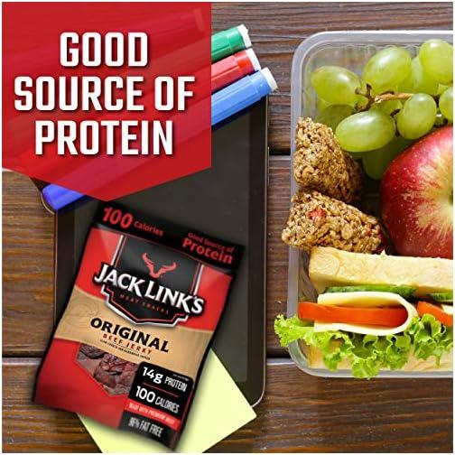 Jack Link's Beef Jerky Variety Pack 4