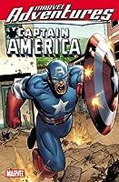 Marvel Adventures Avengers: Captain America 0785145621 Book Cover