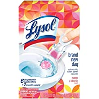 6-Count Lysol Automatic Toilet Bowl Cleaner Click Gel