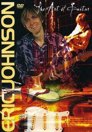 Eric Johnson: The Art Of Guitar. Für Gitarre