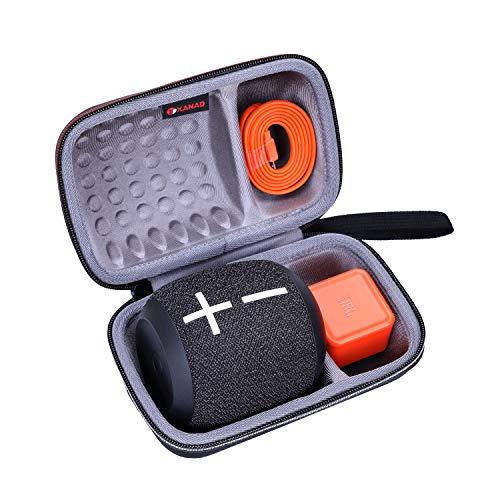 XANAD Funda para UE WONDERBOOM/UE WONDERBOOM 2 Altavoz inalámbrico portátil con Bluetooth, Bolsa de Transporte de Viaje EVA Dura