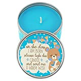 Majestic Zen | Set of 12 Baby Shower Party Favors for Boys | Baby Shower Favors for Boys | Gender Neutral | Great for Gender Reveal Party | Drive by Baby Showers