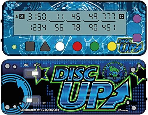 勝ち勝ちくんクリア ディスクアップ ブルーバージョン DISC UP 小役カウンター