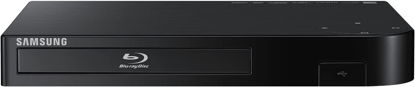 Samsung BD-F5700 Blu-Ray Player with Built In Wifi