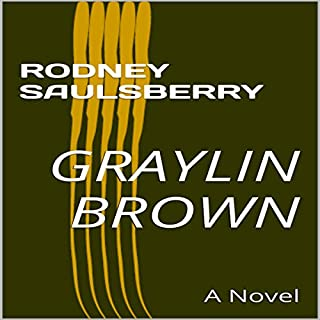 Graylin Brown audiobook cover art