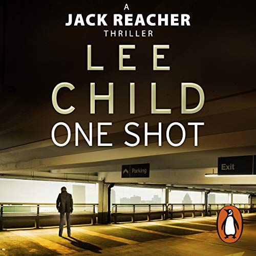 One Shot audiobook cover art