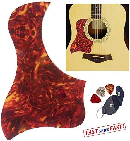 Max 83% OFF Left Handed Rare Acoustic Guitar Pickguard B Protective Plate Scratch