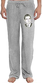 Rowan Atkinson Men's Sweatpants Lightweight Jog Sports Casual Trousers Running Training Pants