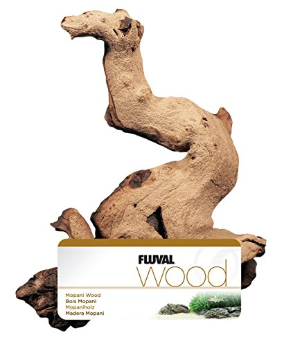 Fluval Mopani Driftwood, Aquarium Decoration, Small, 11817A1