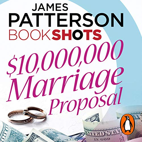 $10,000,000 Marriage Proposal audiobook cover art