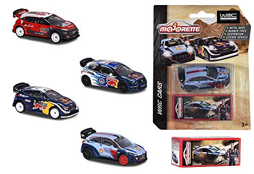 Majorette Racing Cars WRC, 212084012
