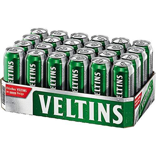 24 x Veltins Pilsener Dosen 0,5L 4,8% Vol EINWEG Reduziert MHD 19.01.2021