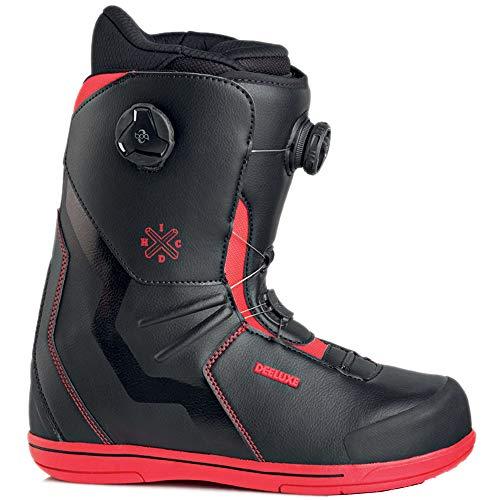 DeeLuxe Herren Snowboard Boot Idxhc Boa Focus TF 2018 Snowboardboots