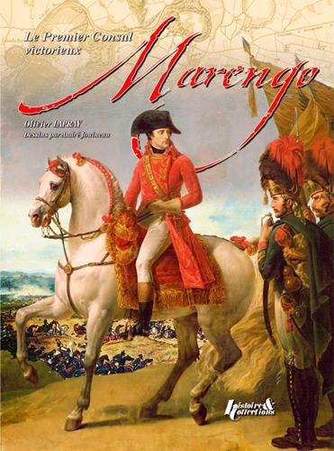 Marengo 1800, le premier consul victorieux