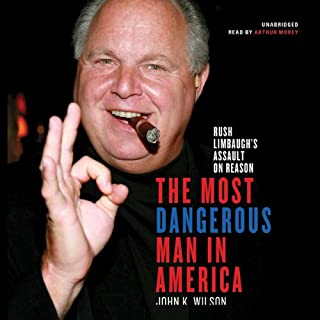 The Most Dangerous Man in America audiobook cover art