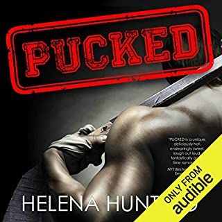 Pucked                   By:                                                                                                                                 Helena Hunting                               Narrated by:                                                                                                                                 Nathan Everett,                                                                                        Muffy Newtown                      Length: 11 hrs and 10 mins     2,776 ratings     Overall 4.4