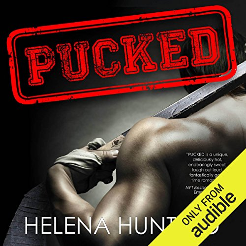Pucked audiobook cover art