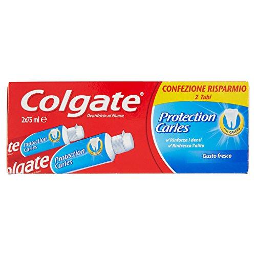 COLGATE - Pasta Dentifrica Fluor+Calcio Pack 2 Tubo 75Ml