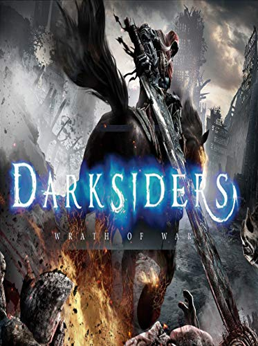 Darksiders: the four riders (Ficcion Book 1) (English Edition)