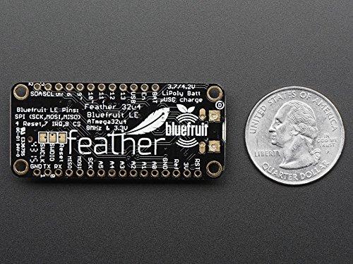 Adafruit Feather 32u4 Bluefruit LE [ADA2829]