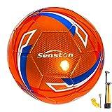Senston Fußball Ball X-Crossing Training Soccer Ball 2020 Brillant Replica by Select Größe 5