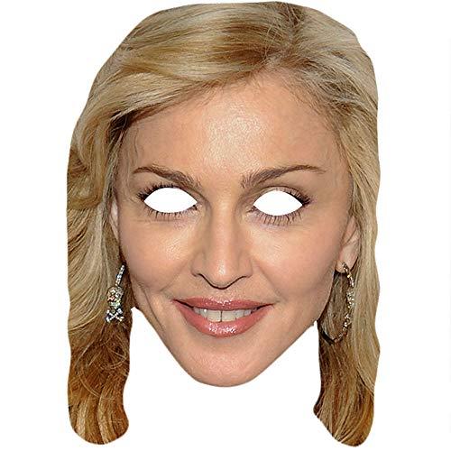 Lord Fox Madonna - Máscara para Fiesta de Disfraces