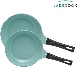 JADE COOK Paquete de 2 sartenes (20 y 24 cm) Cocina SANO, R
