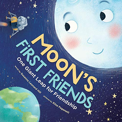 Moon's First Friends cover art