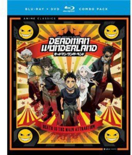 Deadman Wonderland - Complete Series Classic (Blu ray/DVD Combo) [Blu-ray]