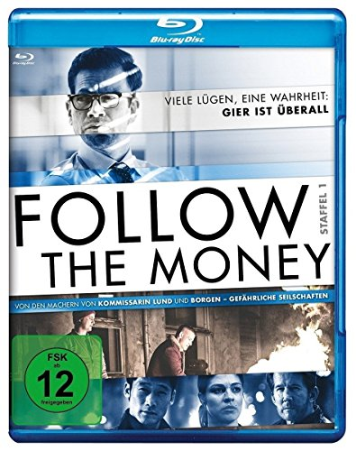 Follow the Money - Staffel 1 [Blu-ray]