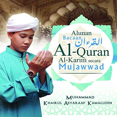 Alunan Bacaan Al-Quran Al-Karim Secara Mujawwad