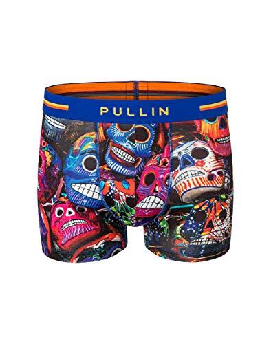Pullin Master Mejiskull Boxer Shorts - Multicolour - Medium