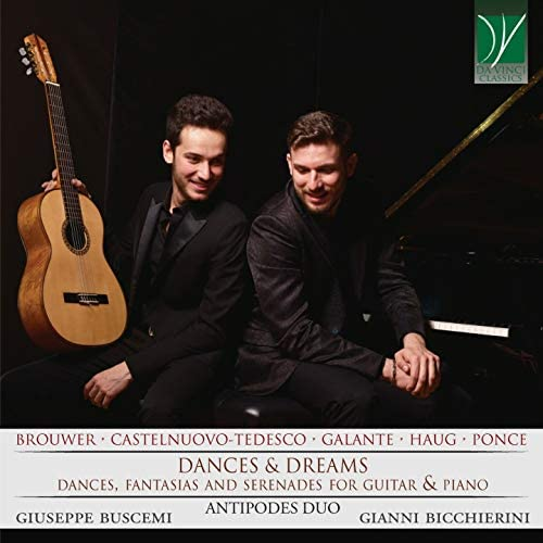 Giuseppe Buscemi, Gianni Bicchieri, Antipodes Duo