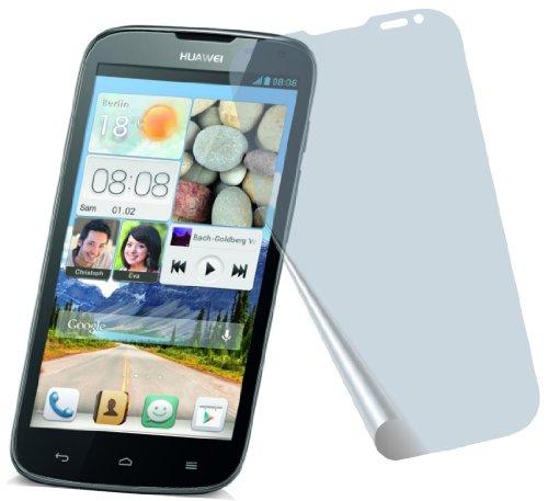 I 4X Huawei Ascend G610 ENTSPIEGELNDE Premium Bildschirmschutzfolie Displayschutzfolie Schutzhülle Bildschirmschutz Bildschirmfolie Folie