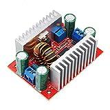 ANMBEST CC CV Constant Current Boost Converter LED Driver Module DC 8.5-50V to DC 10-60V Adjustable Step Up Voltage Regulator 20A 300W Power Supply Module