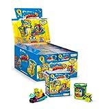 SuperZings - Serie 2 - Caja con colección completa - Incluye 4 Hideout y 4 Superjet , color/modelo surtido