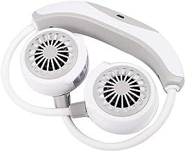 Ryokozashi 3 Speed Verstelbare Hangende Hals Ventilator Mini Draagbare Bladeless USB Kleine Ventilator