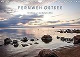 Fernweh Ostsee (Wandkalender 2021 DIN A4 quer)