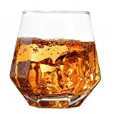 Old Fashioned Glasses, Set of 4 Cocktail...