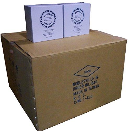 Z ATHLETIC 36lb Box Gymnastics Chalk (ZATH-Chalk-36-T)