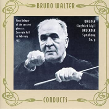 Walter Bruno Conducts the Philharmonic-Symphony Orchestra (1957)