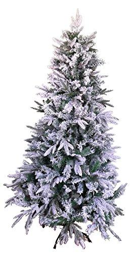 WinterClaus Albero di Natale INNEVATO Astana cm.180
