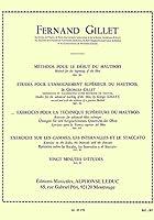 ジレ : 上級オーボエテクニックのための練習 (オーボエ教則本) ルデュック出版
