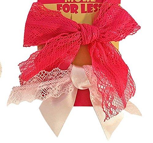 Filles Dentelle Cheveux Serre-tête Lot de 2 – Lots cadeaux de fête/Noël