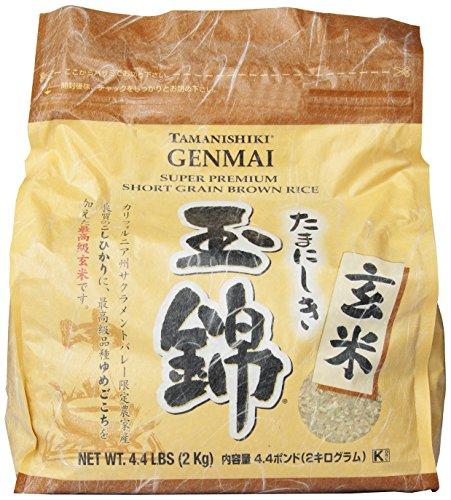 Tamanishiki Super Premium Brown Rice