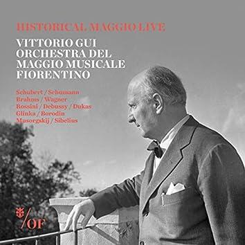 Vittorio Gui: Various Composers